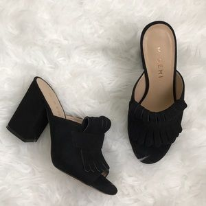 M. Gemi Block Heel Sandals
